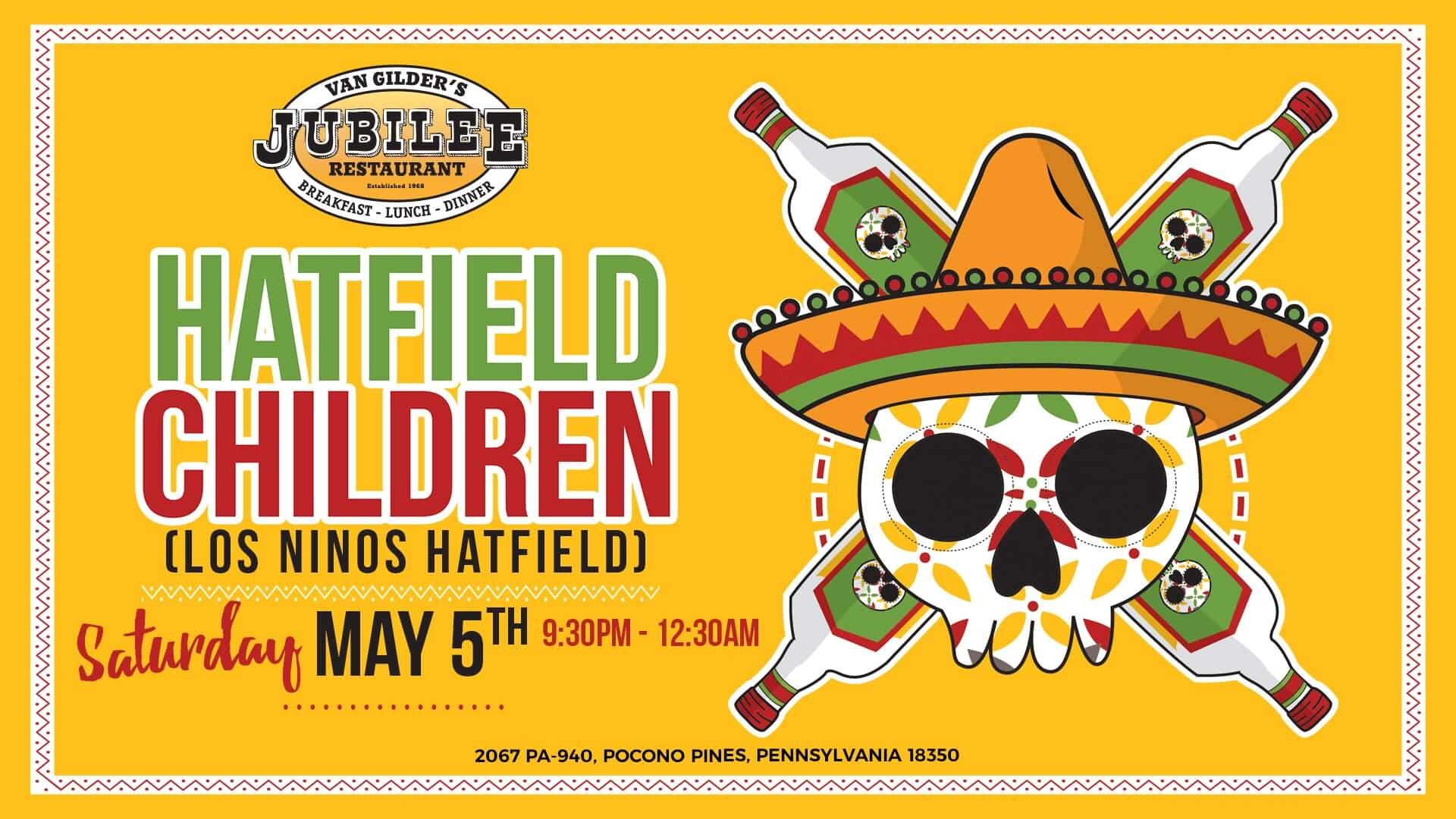 The Hatfield Children (Los Ninos Hatfield)