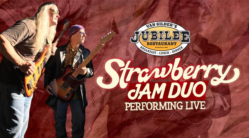 Strawberry Jam Duo