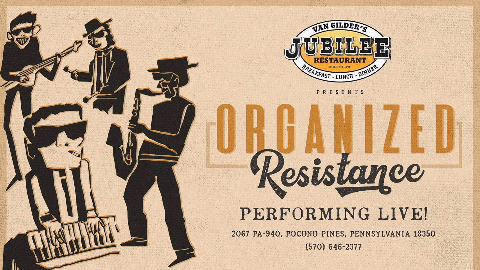 Organized Resistance