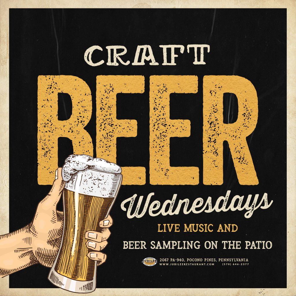 2019 february Jubilee craft beer night social